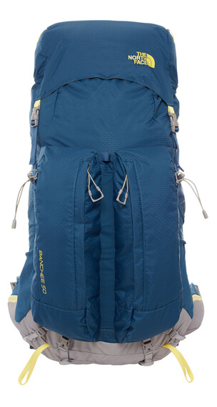 The North Face Banchee 50 Backpack L/XL monterey blue/goldfinch yellow